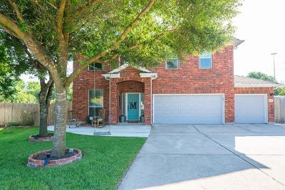 Pflugerville Single Family Home For Sale: 1703 Alison Ann Ct