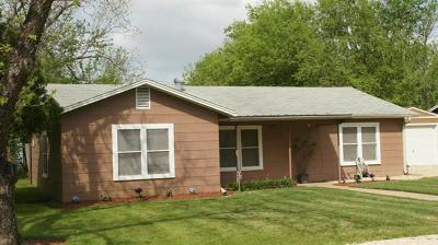 Bastrop County Single Family Home Pending - Taking Backups: 617 N Avenue E