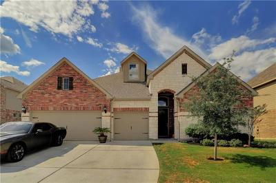 Leander Single Family Home For Sale: 1113 Kersey Dr