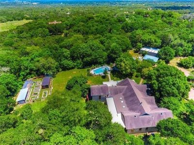 Buda Farm For Sale: 16005 Scenic Oaks Trl