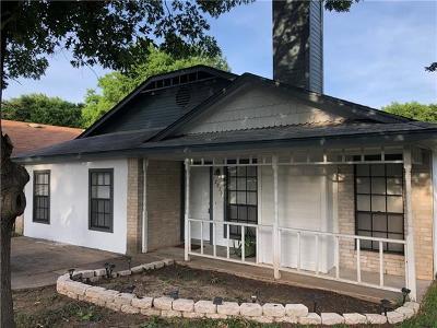 Austin Single Family Home For Sale: 12239 Branston Dr