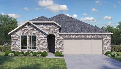 Round Rock Single Family Home For Sale: 1912 Mexia Dr