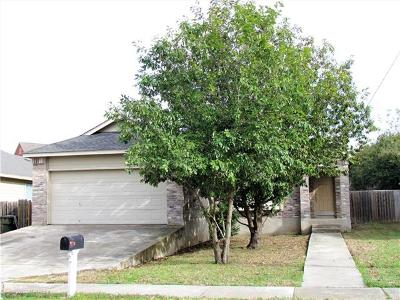 San Marcos Single Family Home For Sale: 105 Dolly St