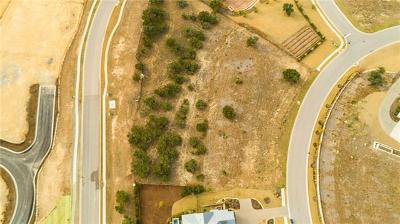 Austin, Lakeway Residential Lots & Land For Sale: 603 Vendemmia Bnd