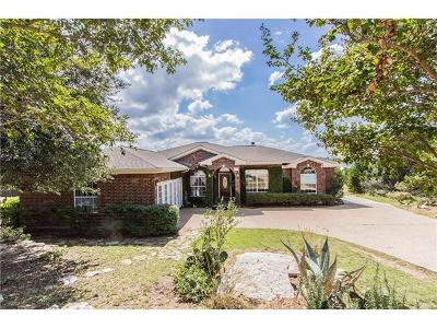 Lago Vista Single Family Home Active Contingent: 2734 Cody Ave