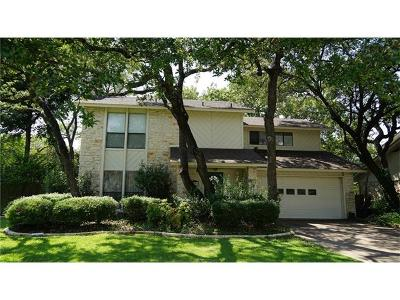 Travis County Single Family Home For Sale: 1206 Wilson Heights Dr