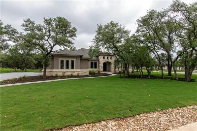 Leander Single Family Home For Sale: 2701 Fishing Hole Cv