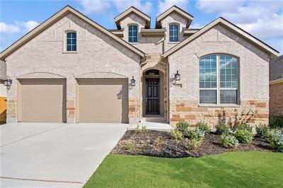 Lago Vista Single Family Home For Sale: 7900 Turnback Ledge Trl