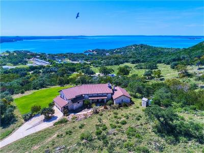 Burnet County Single Family Home For Sale: 200 White Bluff Trl