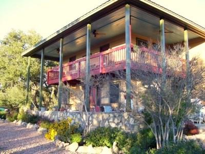 Johnson City Single Family Home For Sale: 130 Pedernales Oaks Dr