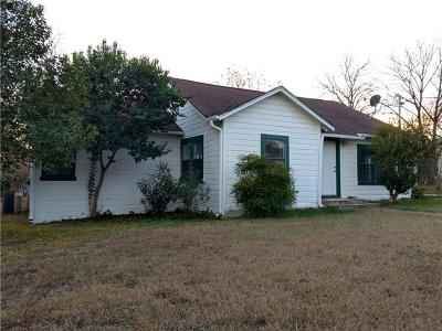 Belton Single Family Home For Sale: 625 E 13th Ave
