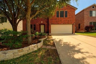 Hays County, Travis County, Williamson County Single Family Home For Sale: 11105 Chatam Berry Ln