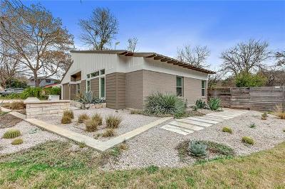 Austin Single Family Home For Sale: 2609 Oakhaven Dr