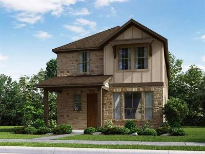 Round Rock TX Single Family Home For Sale: $275,490