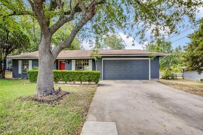 Travis County Single Family Home For Sale: 5213 Basswood Ln