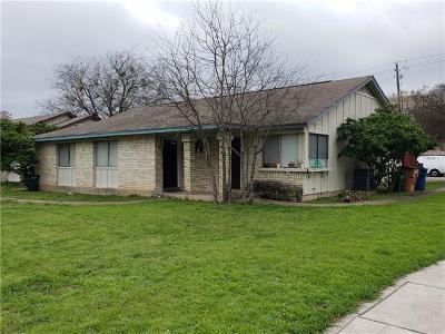 Austin Multi Family Home For Sale: 10412 Little Pebble Dr