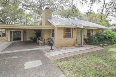 Wimberley Single Family Home For Sale: 13 Matador Trl