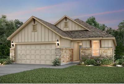 Buda Single Family Home For Sale: 117 Everglade Dr