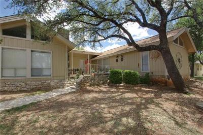 Horseshoe Bay Single Family Home For Sale: 107 W Bluebonnet Rd
