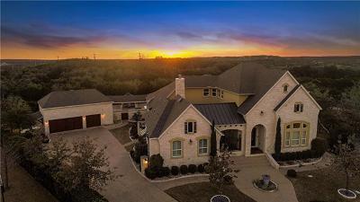 Austin Single Family Home Pending: 12420 Pratolina Dr