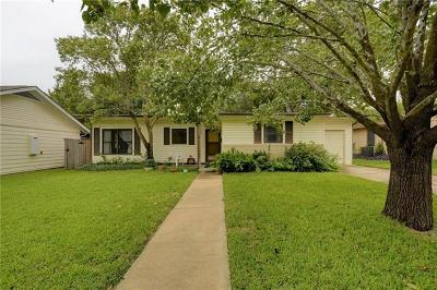 Austin TX Single Family Home For Sale: $425,000