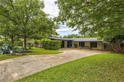 Austin Single Family Home For Sale: 11405 Titian Dr