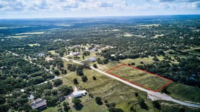 Liberty Hill Residential Lots & Land For Sale: 110 Saddle Ln