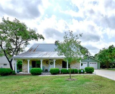 Wimberley Single Family Home For Sale: 113 Augusta Ln