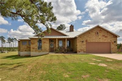 Paige Single Family Home Pending - Taking Backups: 605 Cardinal Dr