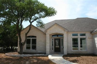 Wimberley Single Family Home For Sale: 4 Butterfly Ln