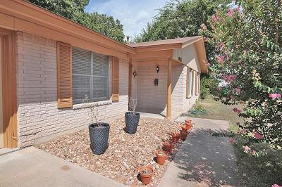 Travis County Single Family Home For Sale: 902 Aurora Cir