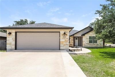 Lago Vista Single Family Home For Sale: 4104 Crockett Ave