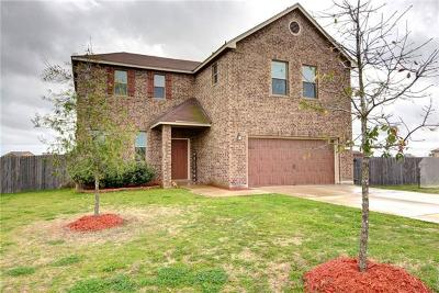 Bastrop TX Single Family Home For Sale: $319,900