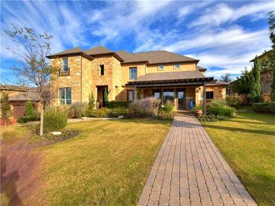 Single Family Home For Sale: 203 Enchanted Hilltop Way