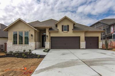 Austin Single Family Home For Sale: 136 Mendocino Ln