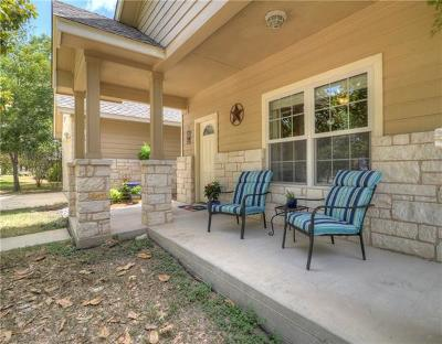 Single Family Home Active Contingent: 13442 Onion Creek Dr