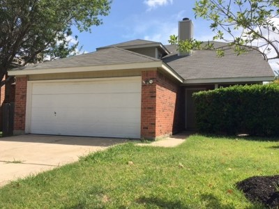 Round Rock Rental For Rent: 1809 Southwestern Trl