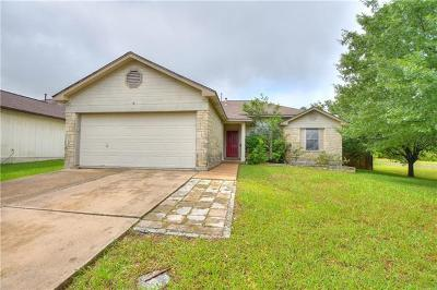 Georgetown Single Family Home For Sale: 915 Jasmine Trl