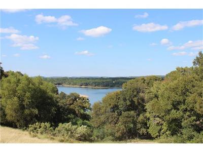 Spicewood Residential Lots & Land For Sale: 2900 Cliff Overlook