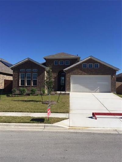 Buda Single Family Home For Sale: 753 Vista Gardens Dr