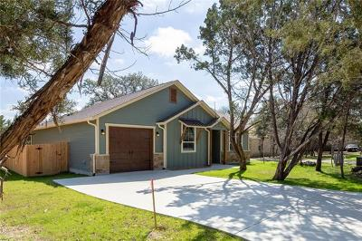 Wimberley Single Family Home Pending - Taking Backups: 17 Shady Bluff Ct