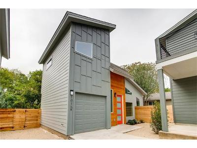 Austin TX Condo/Townhouse For Sale: $345,000