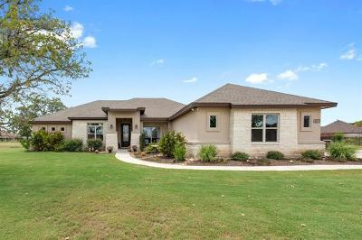 Georgetown Single Family Home For Sale: 417 Casa Verde Dr