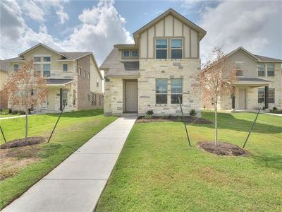 Pflugerville Single Family Home For Sale: 5803 Pleasanton Pkwy