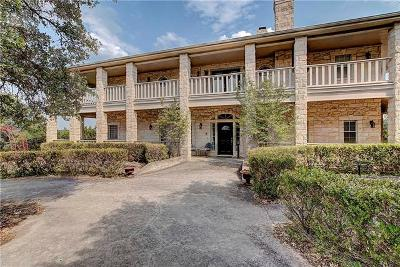 Wimberley TX Single Family Home For Sale: $1,200,000
