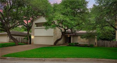 Travis County Single Family Home Pending - Taking Backups: 6104 Bend Of The River Dr
