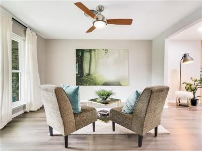 Austin TX Single Family Home For Sale: $559,000