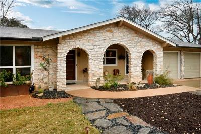 Austin Single Family Home For Sale: 9508 Shady Oaks