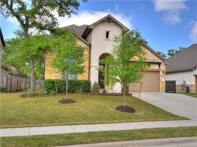 Cedar Park Single Family Home For Sale: 813 Copper Lake Rd