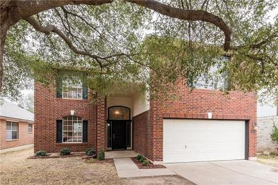 Austin Single Family Home For Sale: 15321 Ozone Pl